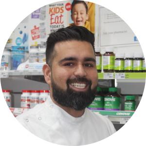 Pharmacist Aaron Palm Springs Pharmacy Warnbro