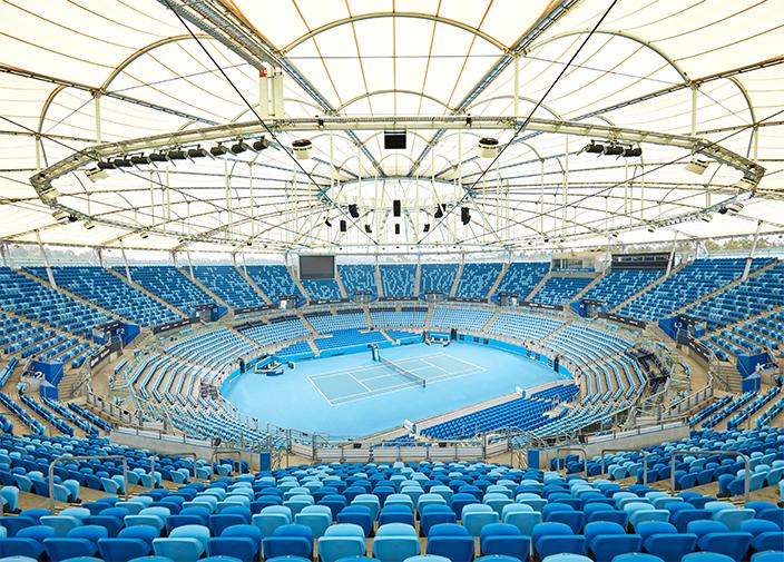 Honcho Chief Impact Boards - Ken Rosewall Arena