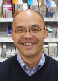 Kerrie Road Pharmacy with Compounding Chemist Glen Waverley Paul Pharmacist Owner