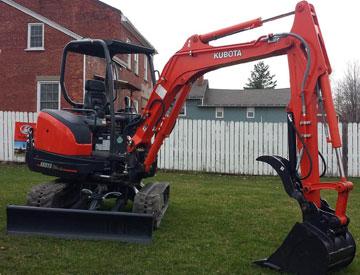 Excavator-hire-KX91-3S2