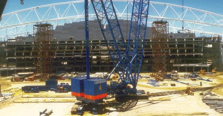 LTL-2600 Sydney 2000 Olympic Stadium