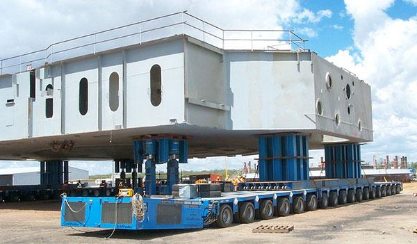 lampson-hydraulic-platform-trailer-hire-toronto