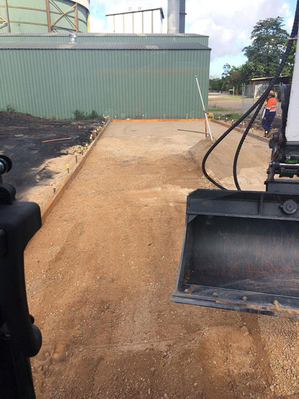 Rojo Plant Hire - Levelling Services