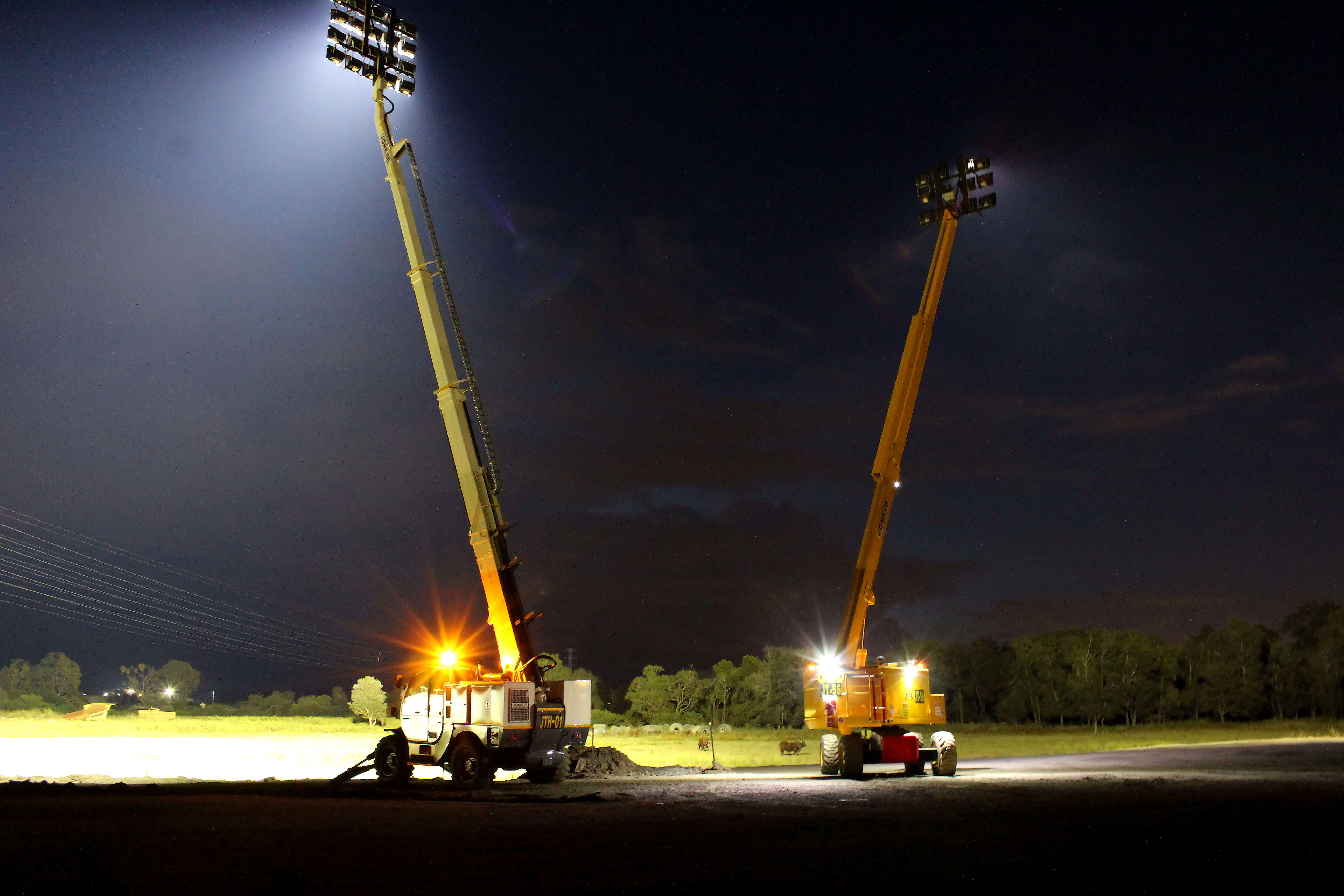 Site Light Rentals Lighting Tower Hire Brisbane