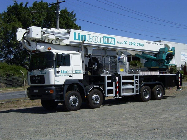 SI 196 LIDT Live Line Crane