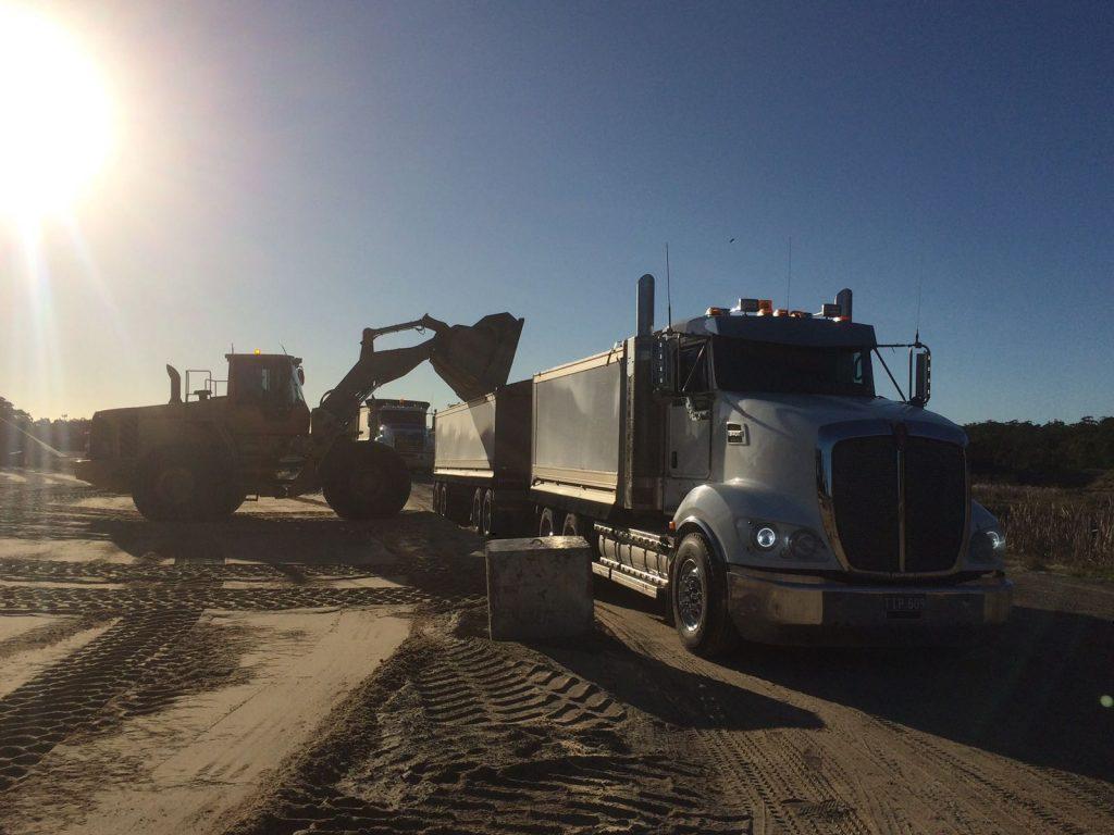 Load and Go bulk haulage 3