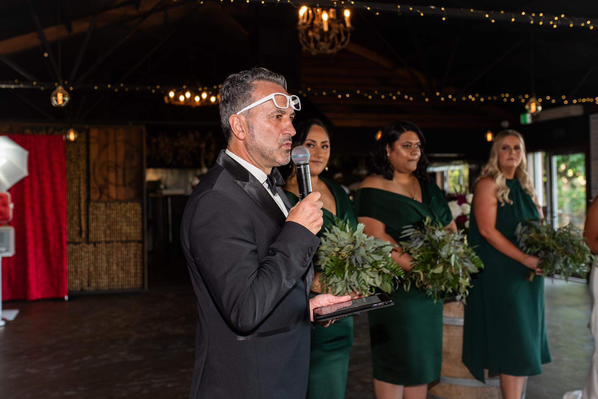 Geelong wedding celebrant