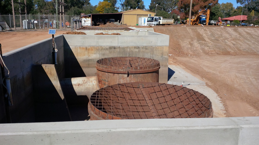 Macquarie Civil Structure reworks in conjuction with Narromine BUilding and Excavations - Narromine NSW