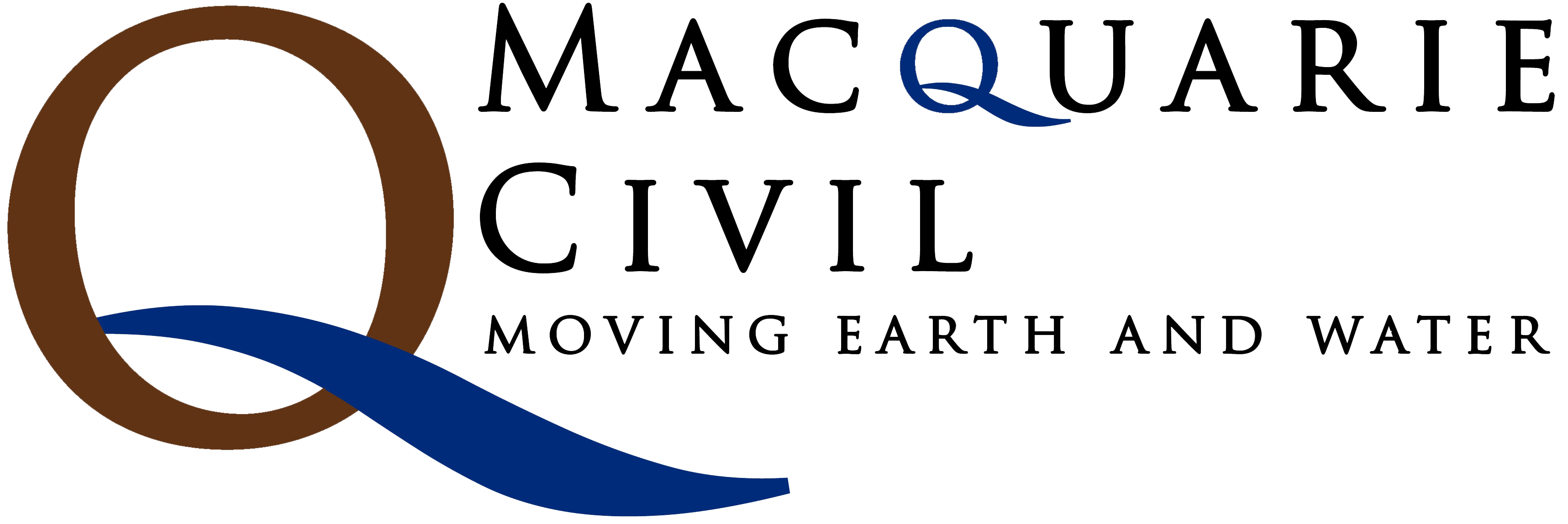 Macquarie civil logo
