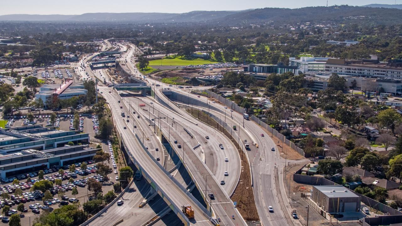 Major roadway upgrades in South Australia underway