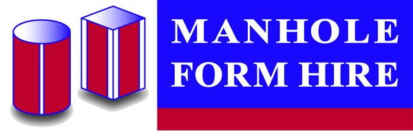 Manhole-Form-Hire-Logo-Blue-BG