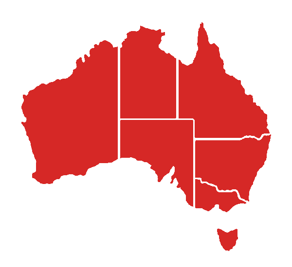 Australia-Map-Black-Outline-Service-states