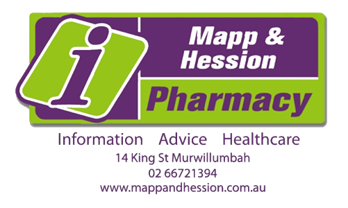 Mapp & Hession Pharmacy Murwillumbah King Street Chemist Greg Mapp & Paul Hession