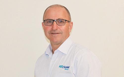 Mark Broekman - H2flow Hire Owner