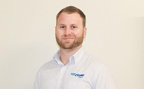 Matt Nightingale - H2flow Hire Operations Manager