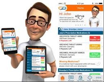 Eureka Medical Centre Pharmacy MedAdvisor Free medication management app