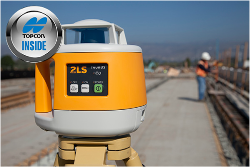 Meet Topcon RL-H4C's little brother!