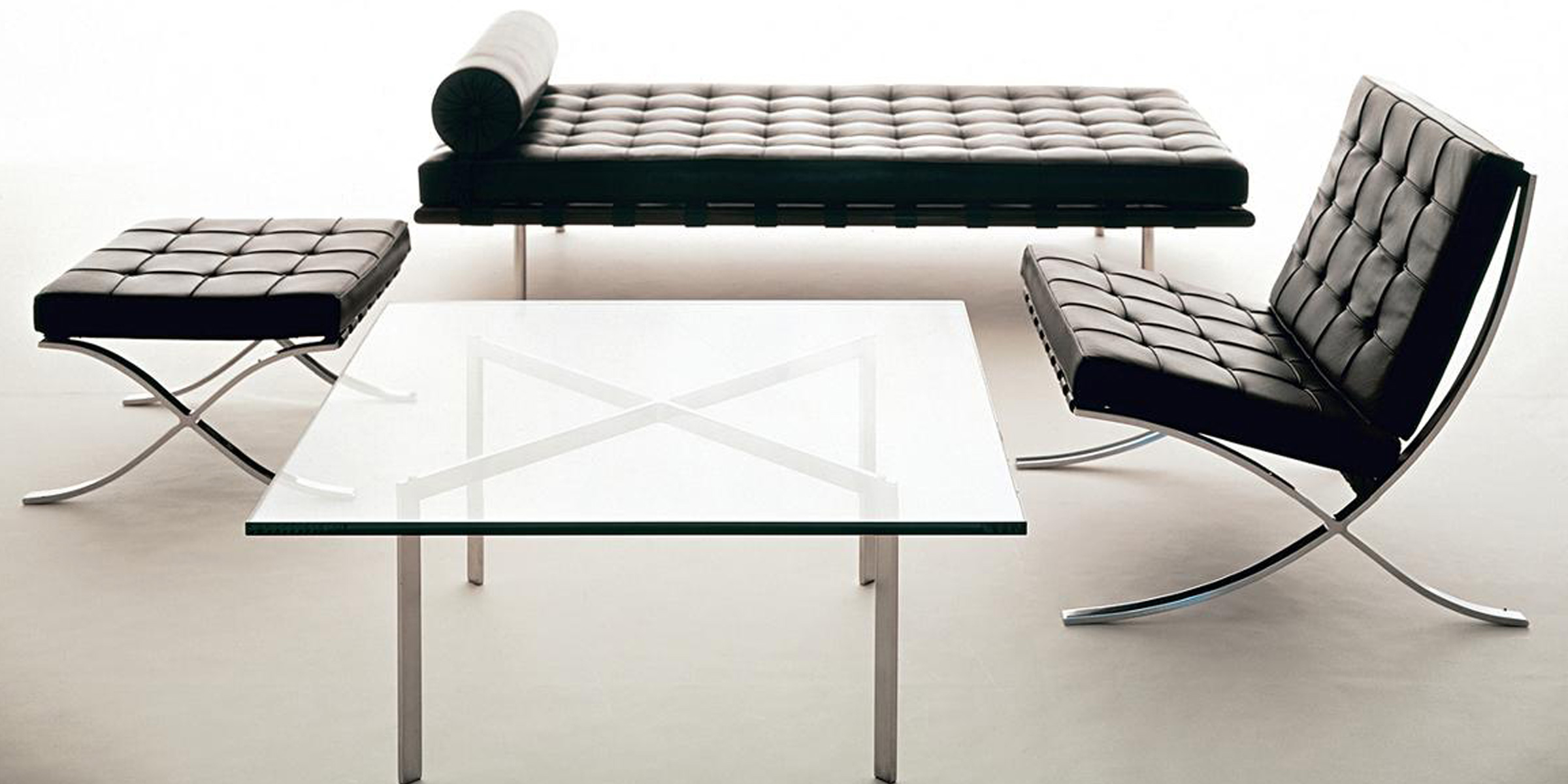 rohe van june auction design wright der ludwig barcelona couch auctions daybed mies of