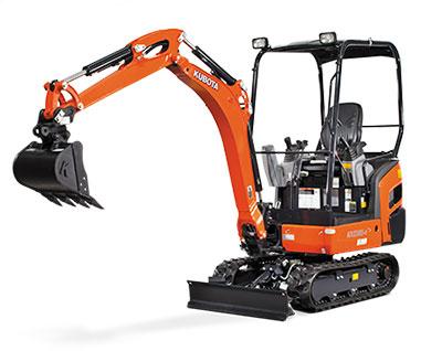Mini-Plant-Hire-Kubota-Excavators-K-KX018-4-450-hire-Melbourne