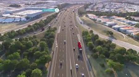 Mudgeeraba to Varsity Motorway upgrade Main