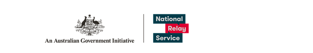 National Relay Service — An Australian Government Initiative