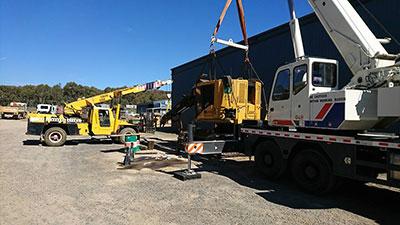 National-Cranes-and-Engineering-fleet-franna-excavator-crane-truck-hire-Kempsey