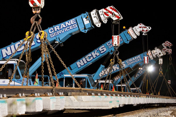 Nicks-Cranes-Services-project-train-line-franna-hire-Wingfield