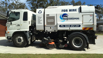 North-Coast-Road-Sweepers-Road-Sweeper-Hire-Road Sweepers - Street Sweeping