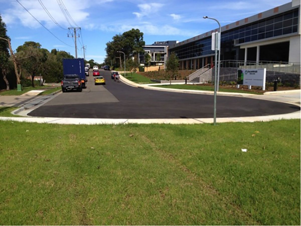 Northern-Contracting-Group-completed-road-Sydney