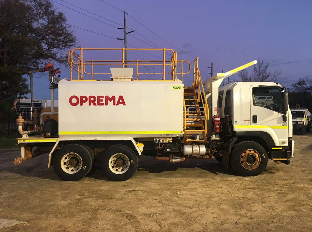 Oprema Water Cart
