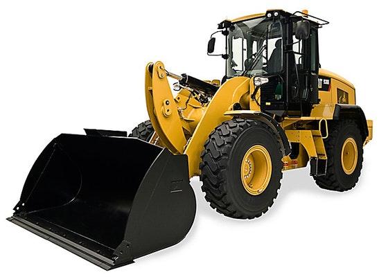Oprema front loader CAT