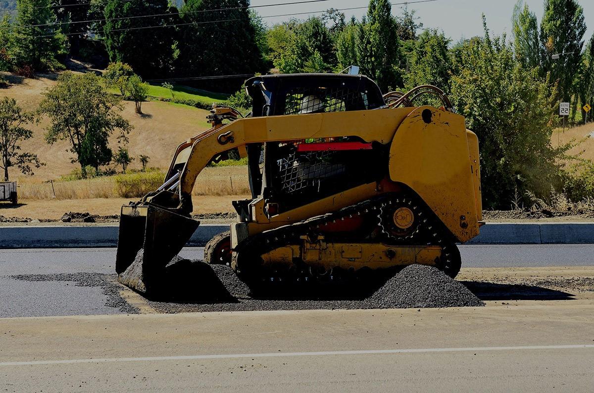 Oprema Skid steer road works