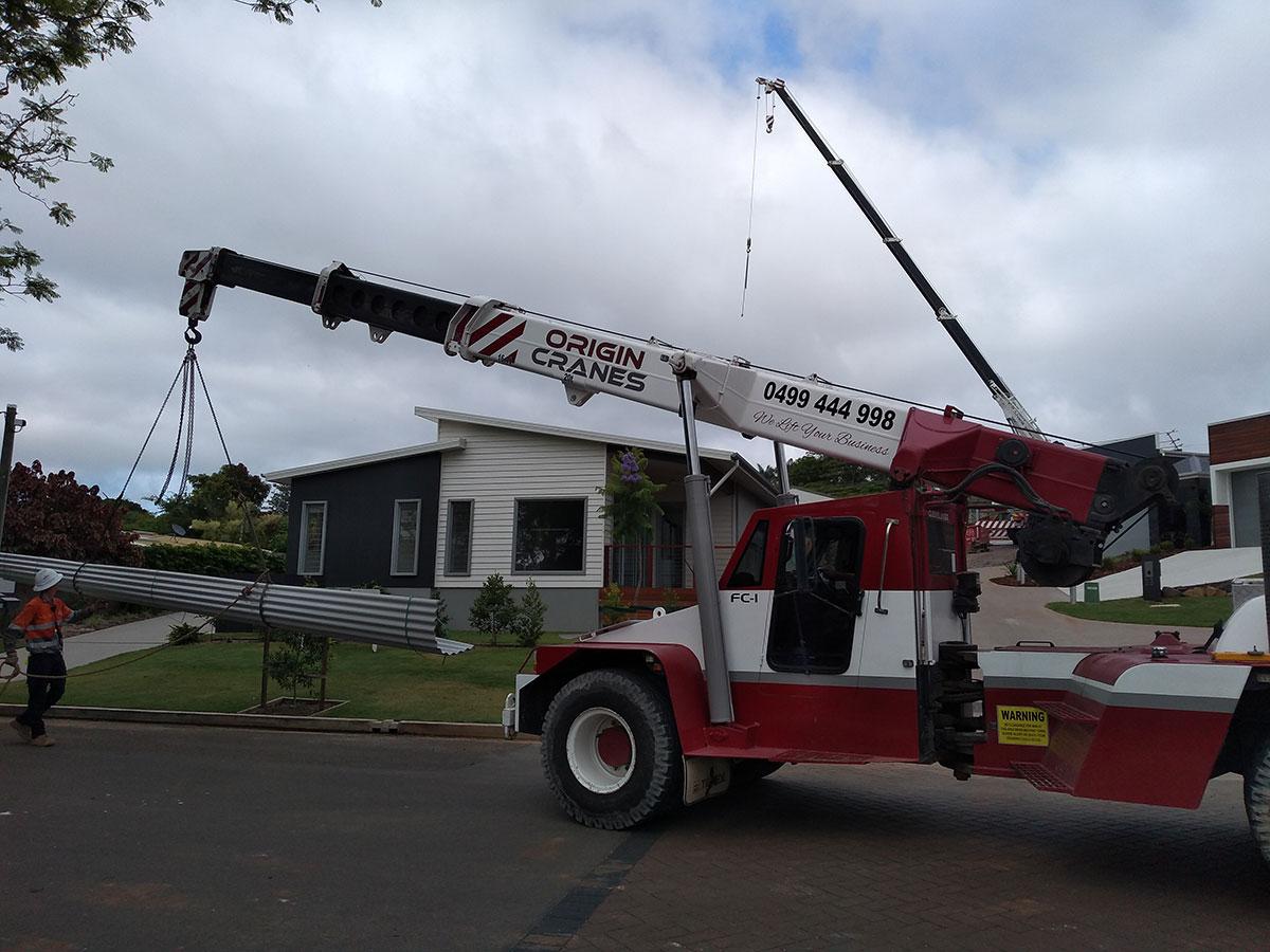 Origin-Cranes-20T-Franna-Caboolture