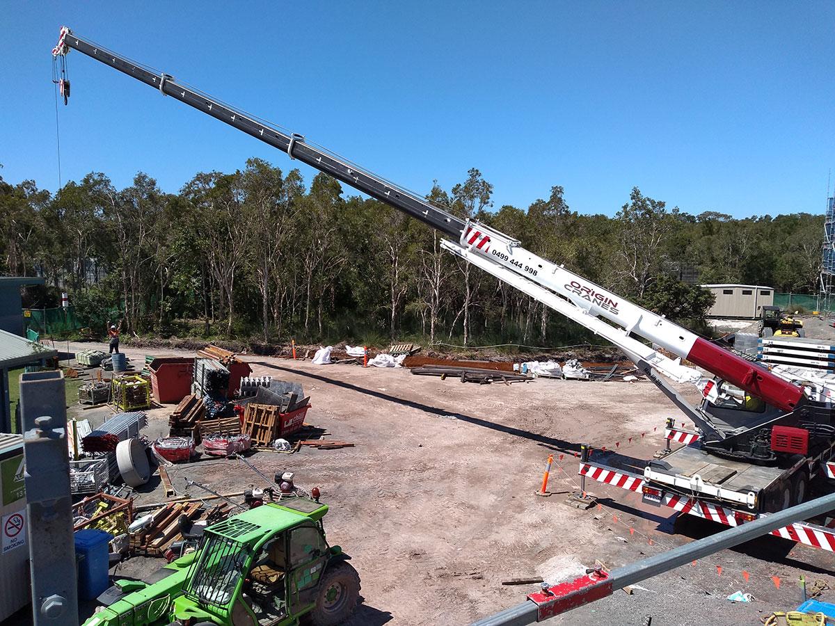 Origin-Cranes-25T-Truck-Mount-Slew-Crane-Maleny
