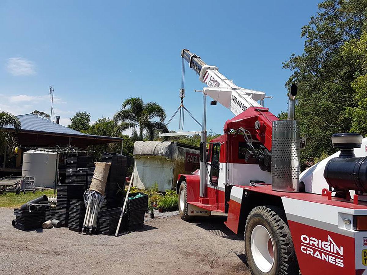 Origin-Cranes-Old-van-removal-Sunshine-Coast