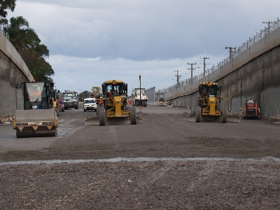 Northern Distributor Extension, Bulli NSW