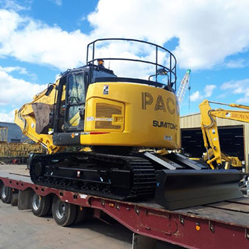 PACC-Civil-Wheel-Tracked-Excavator-