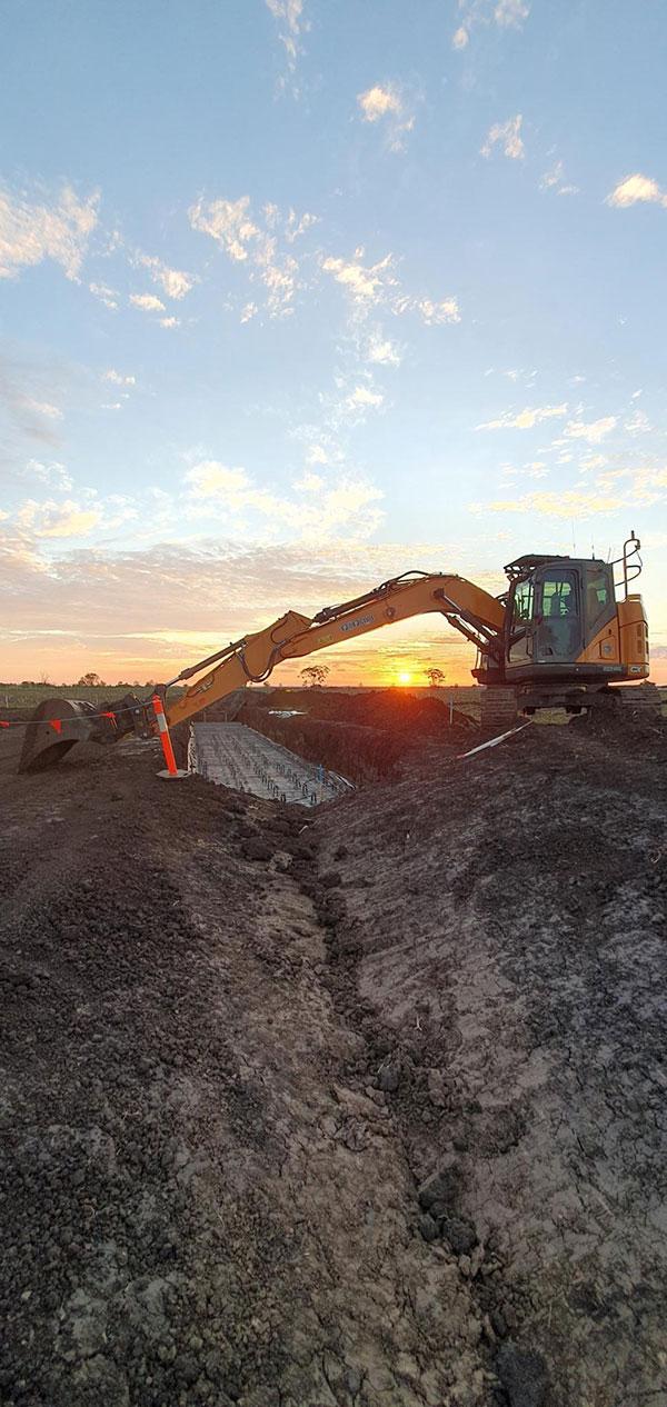 PCP-Civil-Earthworks-Site-Rehabilitation-Excavator-Hire-Brisbane-6