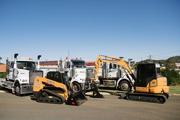 PCP-Civil-Fleet-Skid-Steer-Excavator-Truck-Hire-Brisbane-2