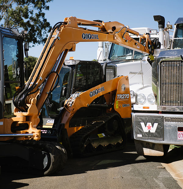 PCP-Civil-Fleet-Skid-Steer-Excavator-Truck-Hire-civil-construction-Brisbane-17
