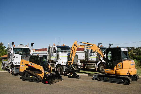 PCP-Civil-Fleet-Skid-Steer-Excavator-Truck-Hire-civil-construction-Brisbane-6
