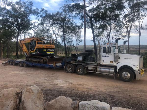 PCP-Civil-Truck-Float-Excavator-civil-construction-Brisbane