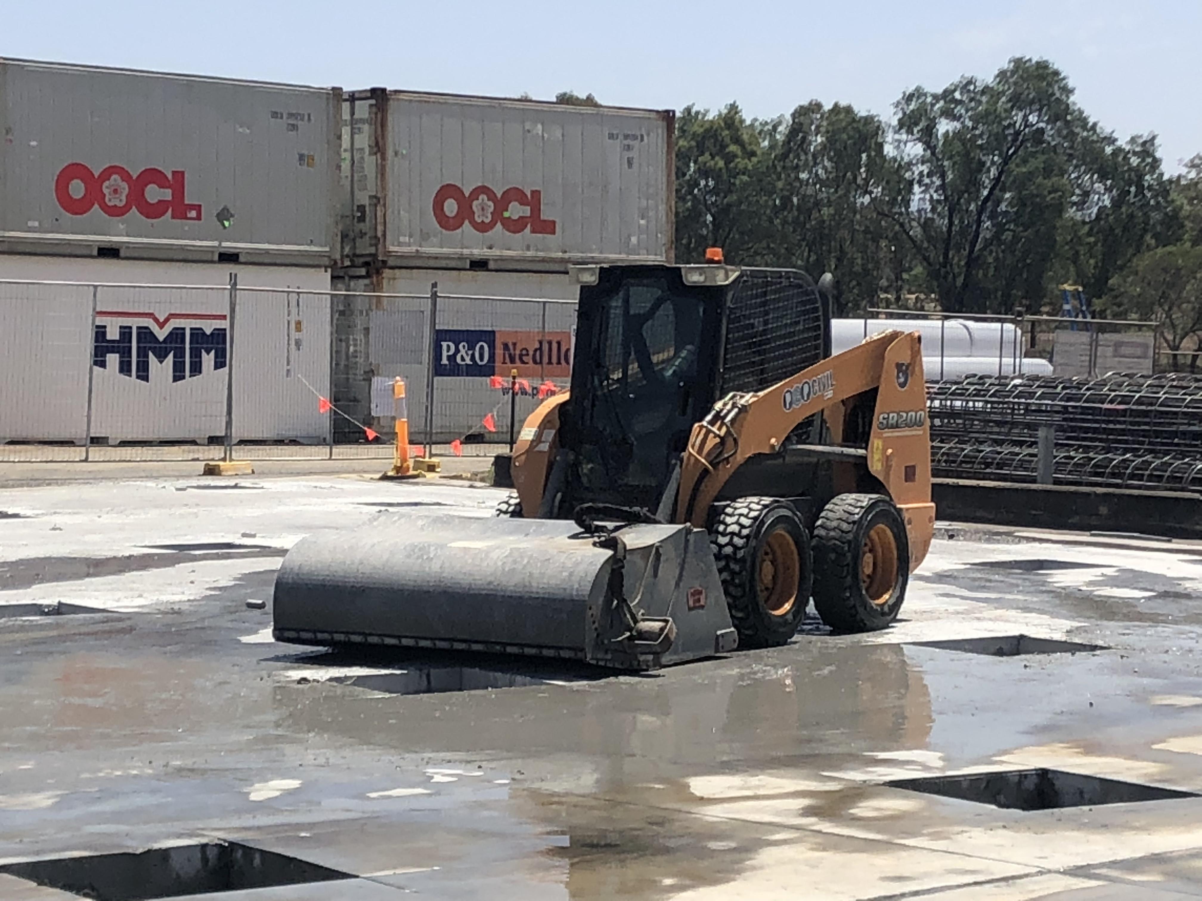 PCP-Civil-Wheeled-Excavator-Toowoomba