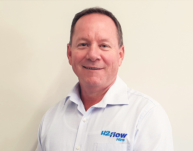 Paul Ryan - H2flow Hire Owner