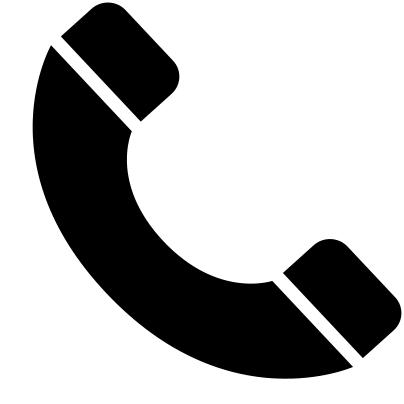 Phone Icon Black