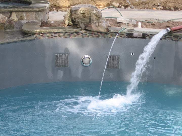 Pool refill
