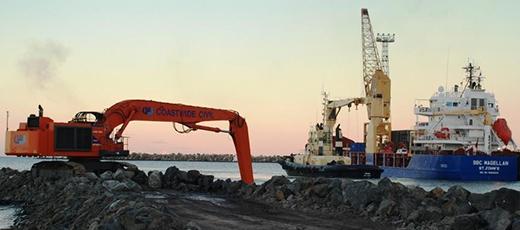 Port Kembla - New Tug Berth