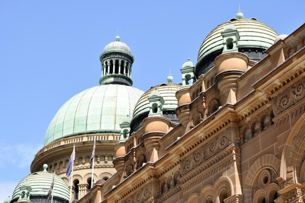 Queen Victoria Building Heritage Listed in Sydney, Australia