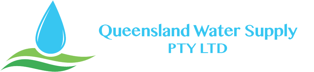 Queensland Water Supply Logo Landscape