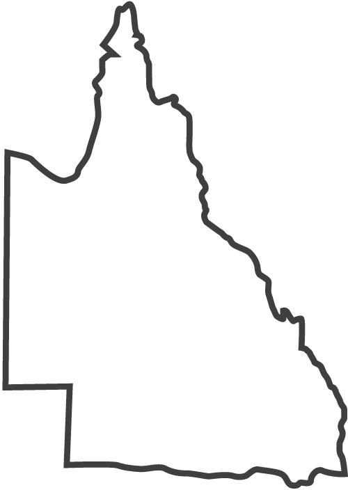 Queensland-Grey-Outline